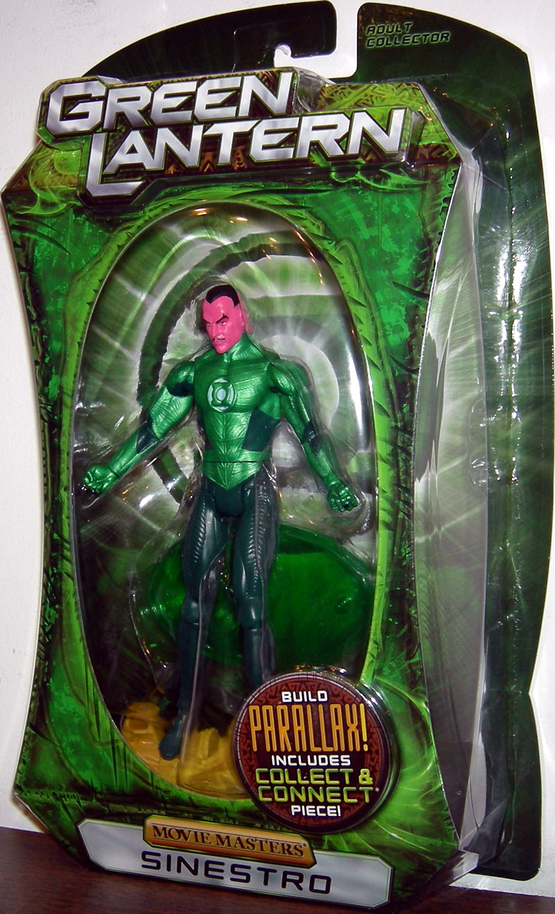 Sinestro (Movie Masters)