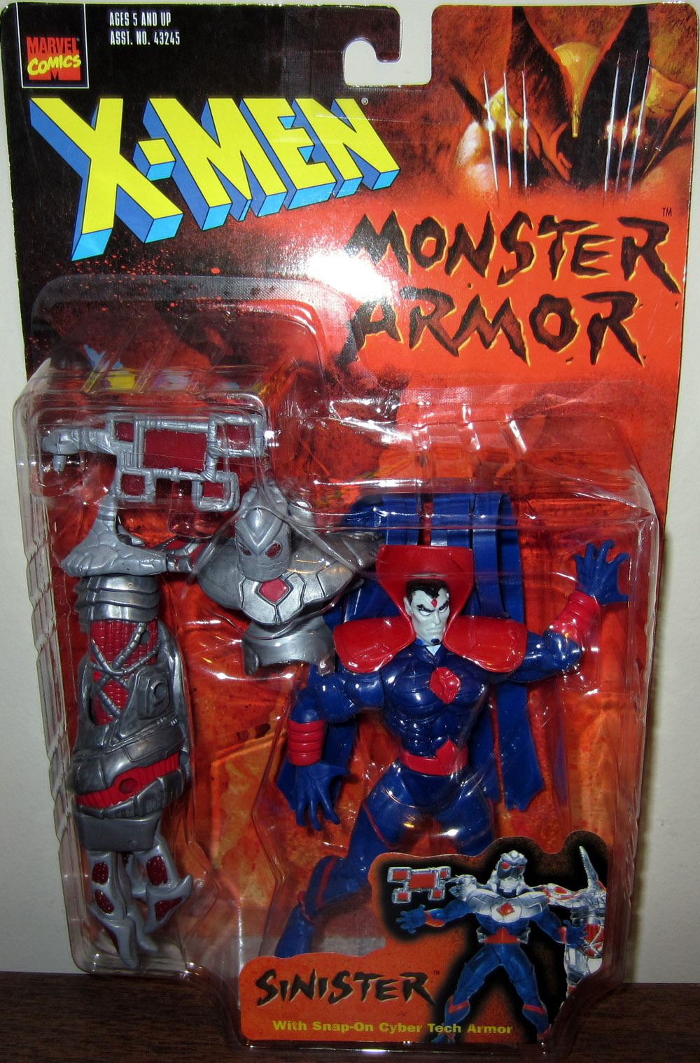 Sinister (Monster Armor)