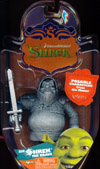 Sir Shrek The Brave (silver variant)