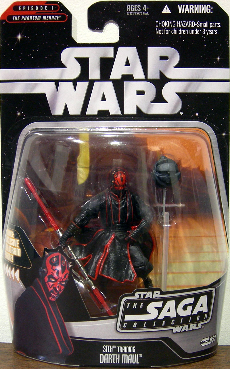 Sith Training Darth Maul (The Saga Collection, #053)
