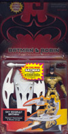 Sky Assault Batman (Batman & Robin, with bonus Batman ring)