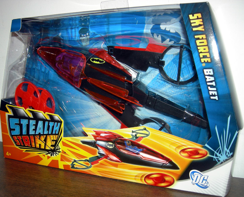 Sky Force Batjet (Stealth Strike)