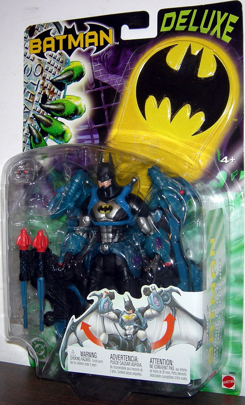 Sky Strike Batman