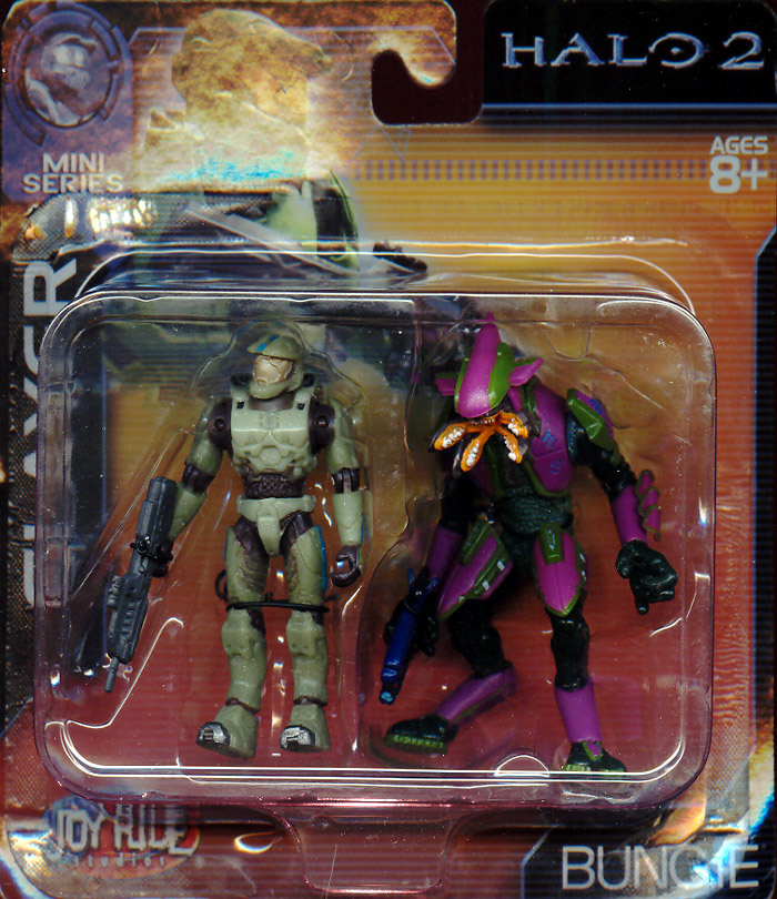Slayer 2-Pack (Halo 2, Mini Series 2)