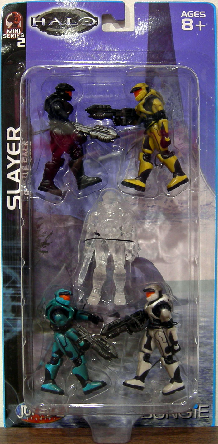 Slayer 5-Pack (Mini Series 2)