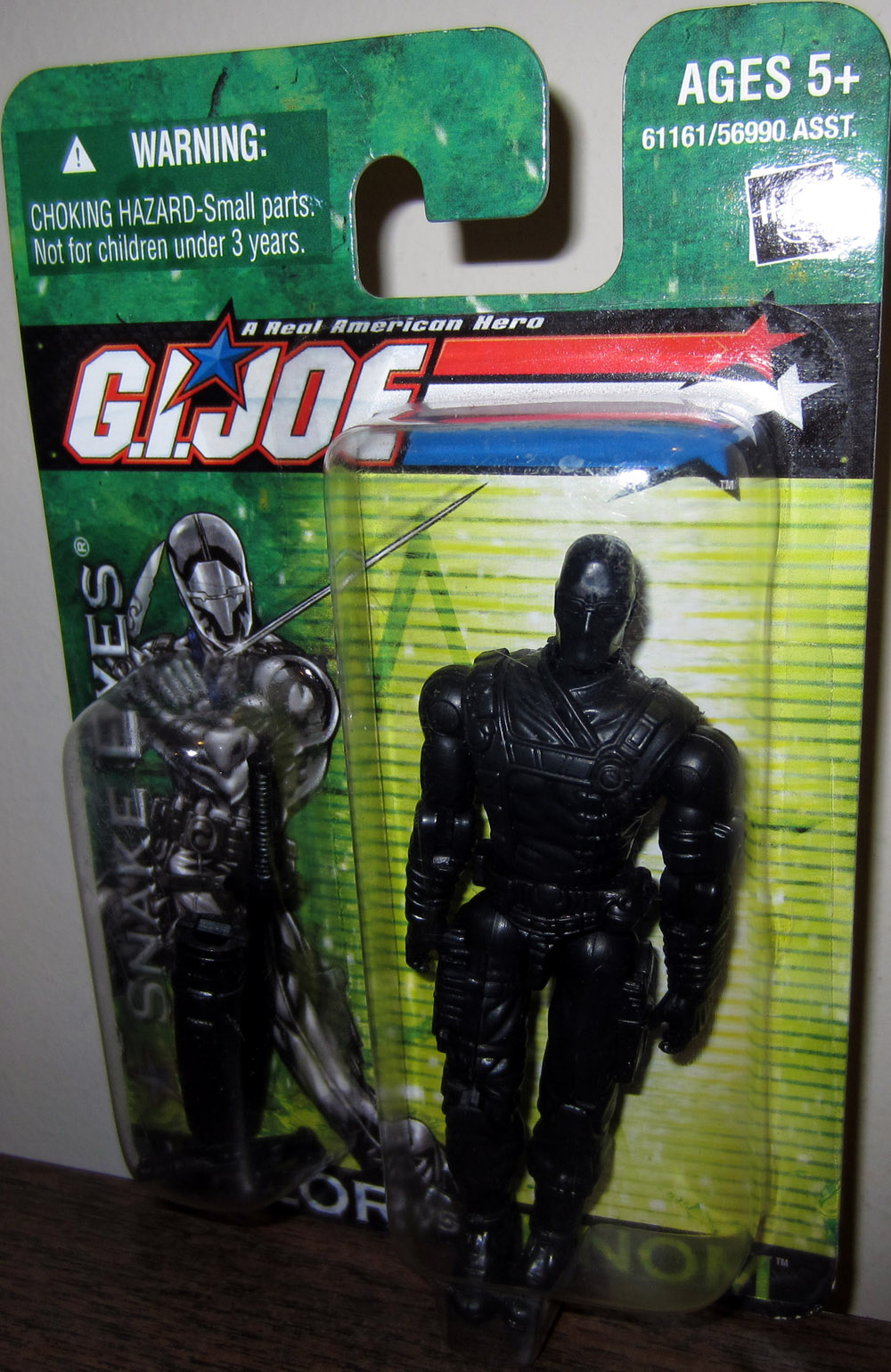 Snake Eyes (Valor vs. Venom)