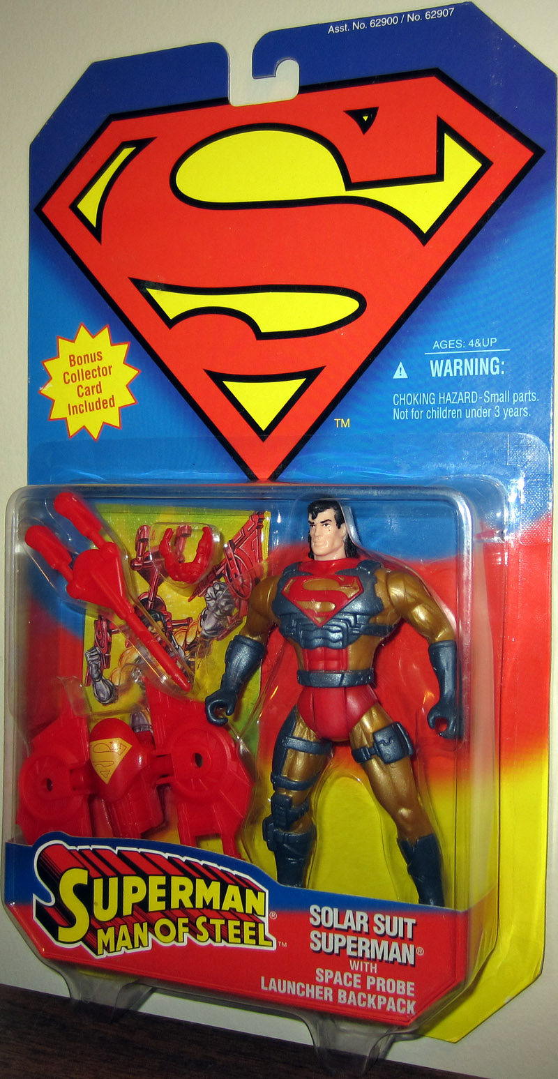Solar Suit Superman