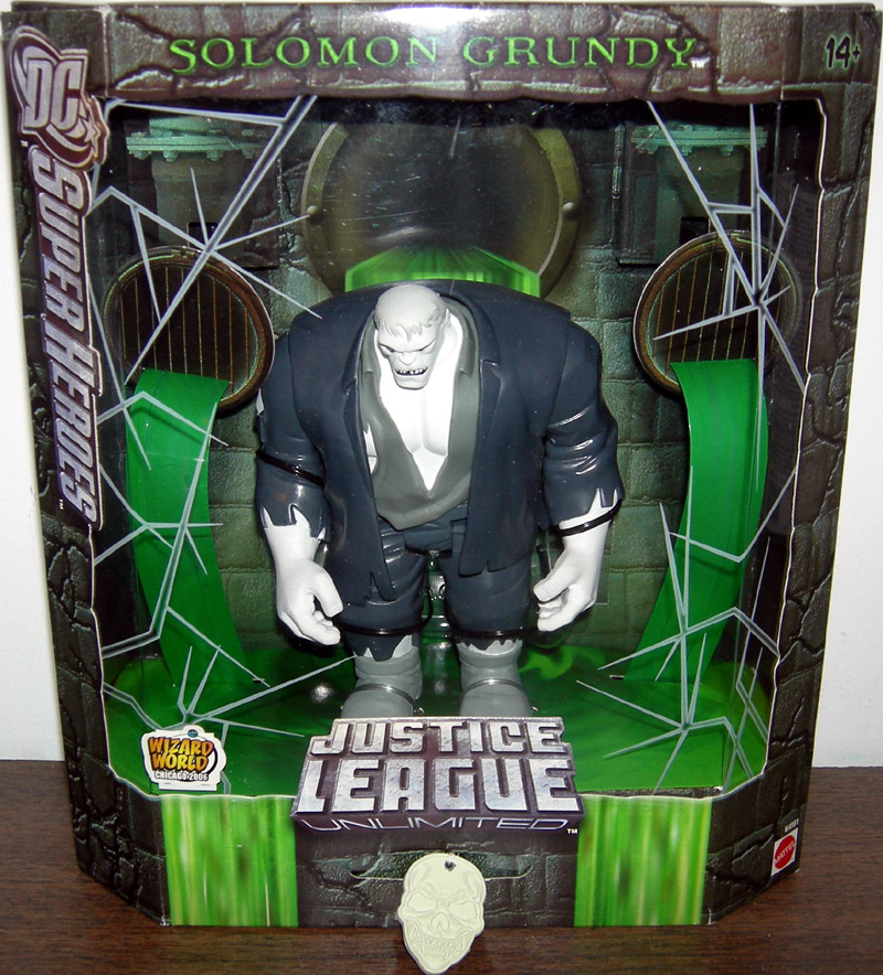 Solomon Grundy (Chicago Wizard World Exclusive)