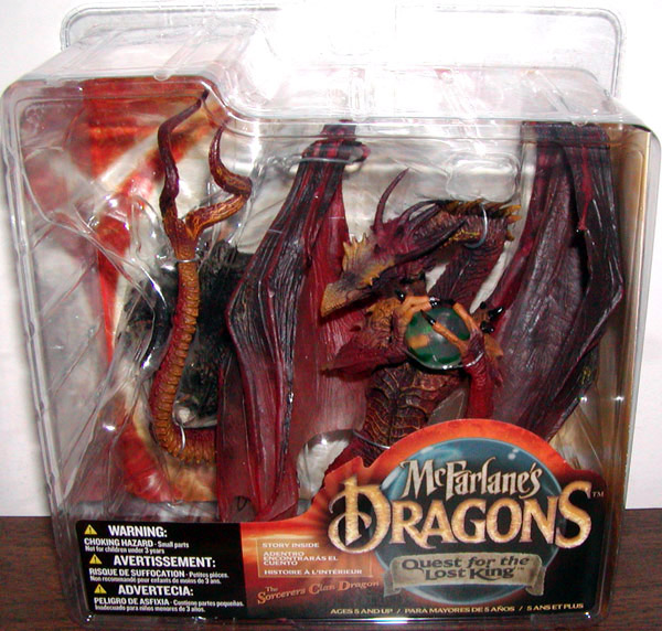 Sorcerers Clan Dragon