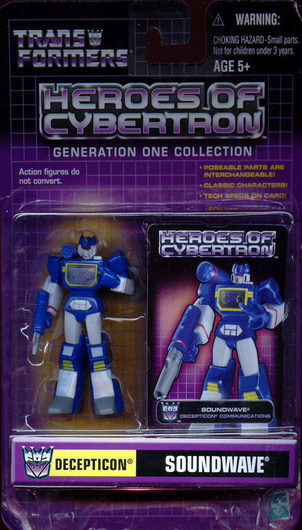 Soundwave (Heroes Of Cybertron)