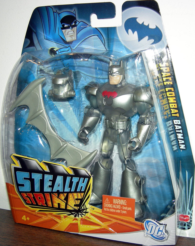 Space Combat Batman (Stealth Strike)
