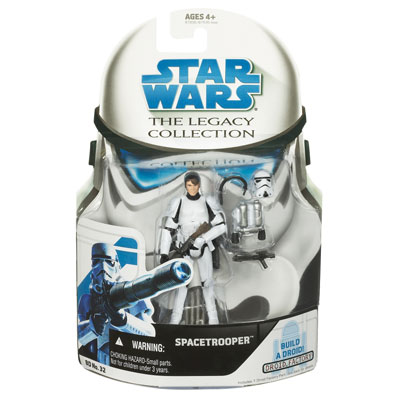 Spacetrooper (The Legacy Collection)