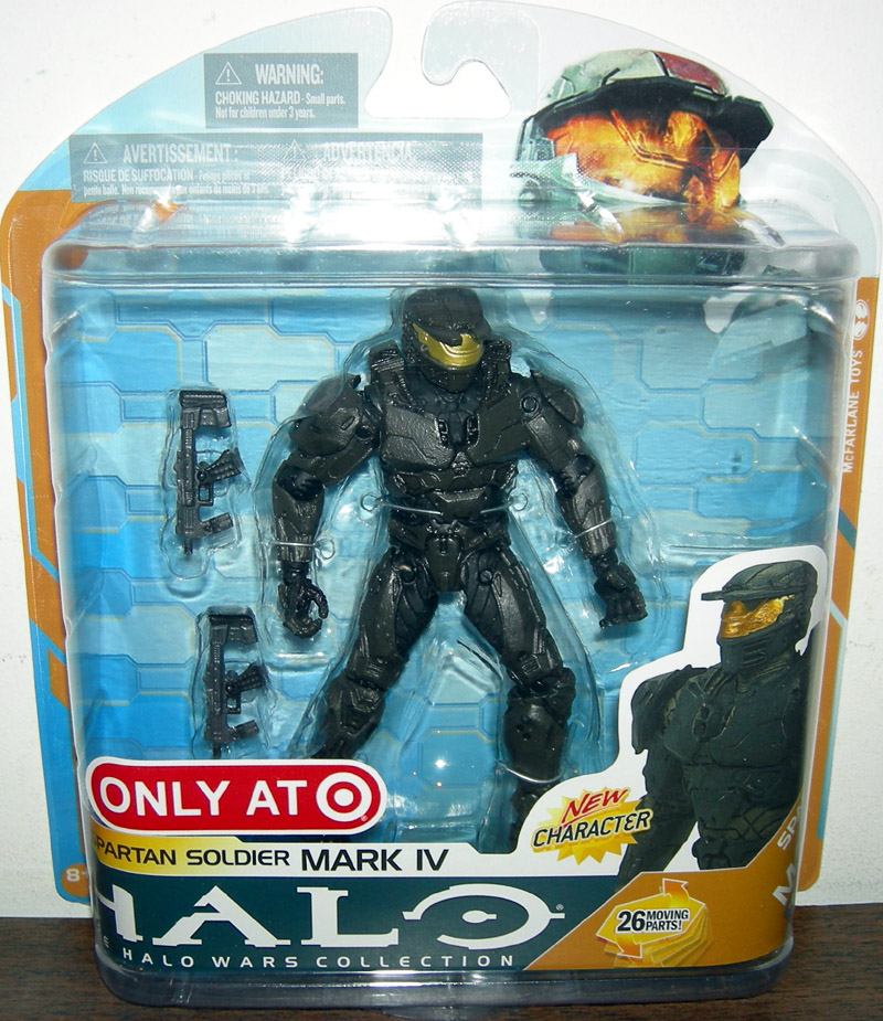 Spartan Soldier Mark IV (black)
