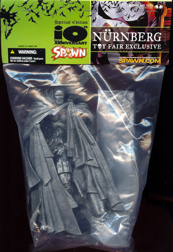10th Anniversary Spawn (Nurnberg Toy Fair Exclusive)