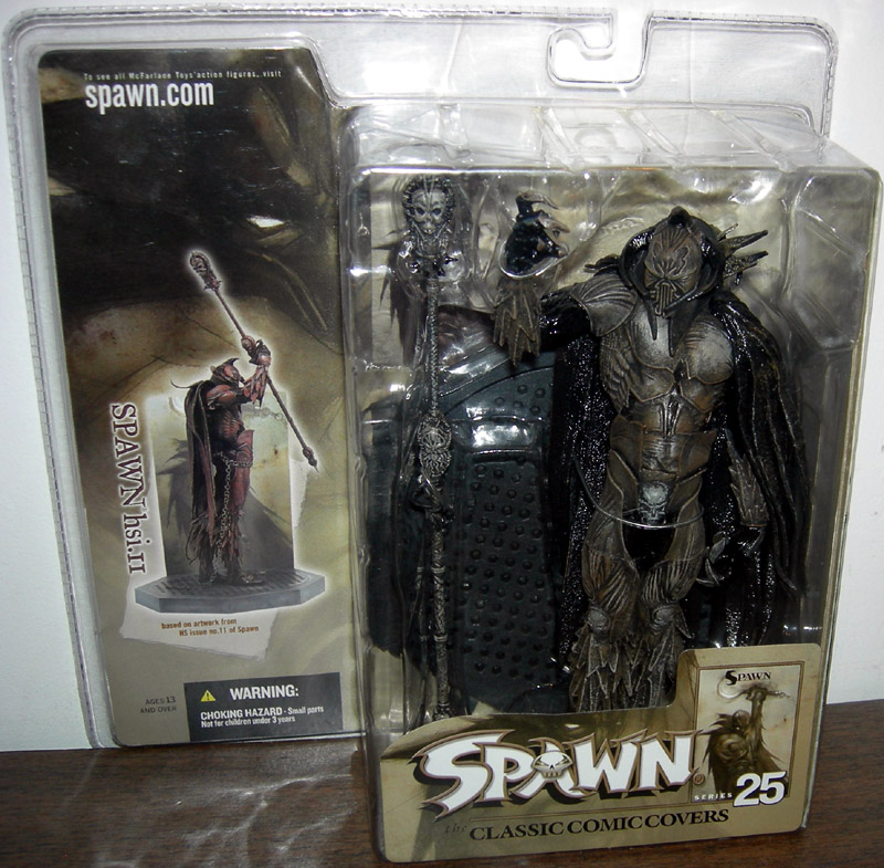 Spawn hsi.011 AKA Raven Spawn 2 (with staff)