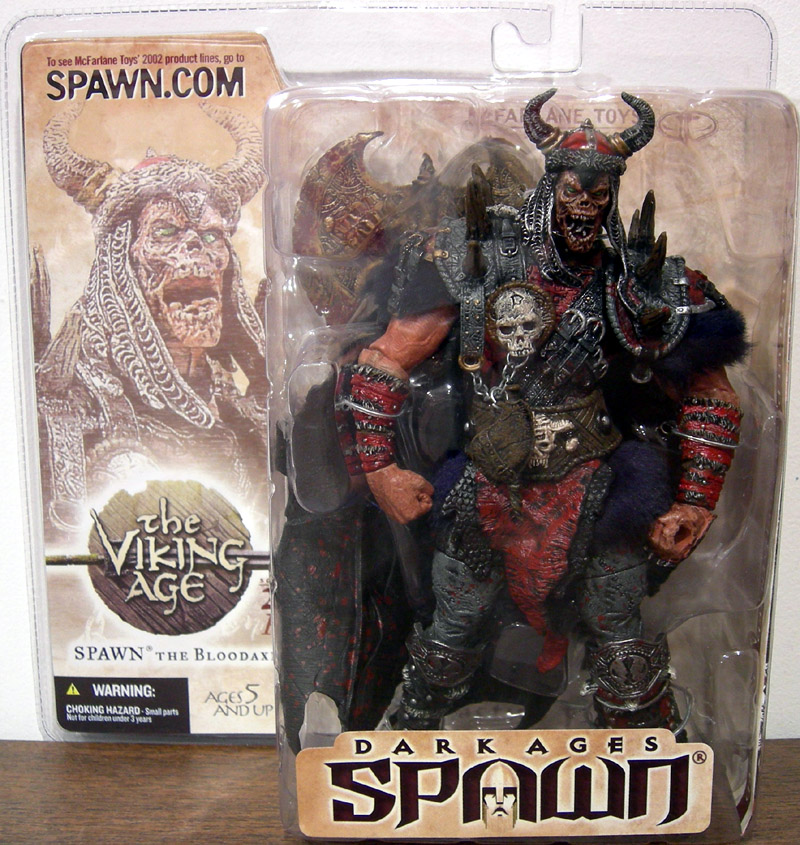 Spawn The Bloodaxe (repaint)