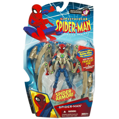 Spider Armor Spider-Man (Spectacular Spider-Man Animated Series)