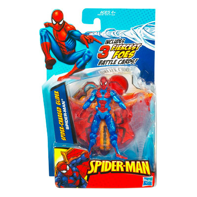 Spider-Charged Glider Spider-Man