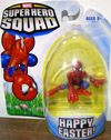 Spider-Man (Super Hero Squad, Happy Easter)