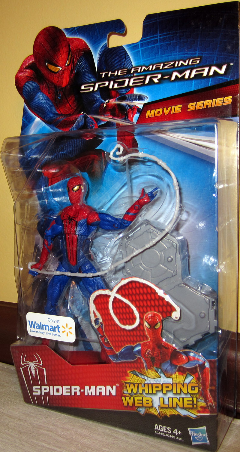 Spider-Man (The Amazing Spider-Man Movie, Walmart Exclusive)