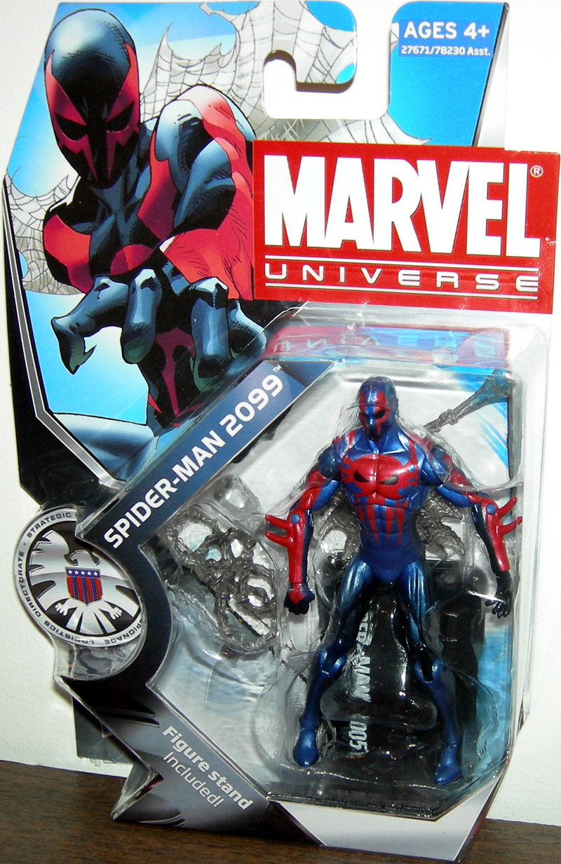 Spider-Man 2099 (Marvel Universe, series 3, 005)