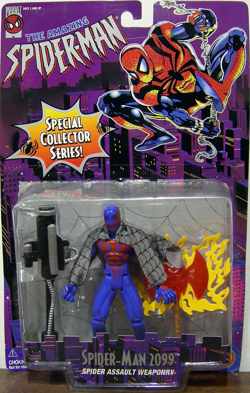Spider-Man 2099, red ax (Amazing Spider-Man, Special Collector Series)
