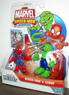 Spider-Man & Lizard (Playskool Heroes)