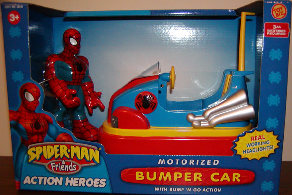 Spider-Man Bumper Car
