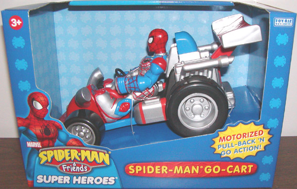 Spider-Man Go-Cart
