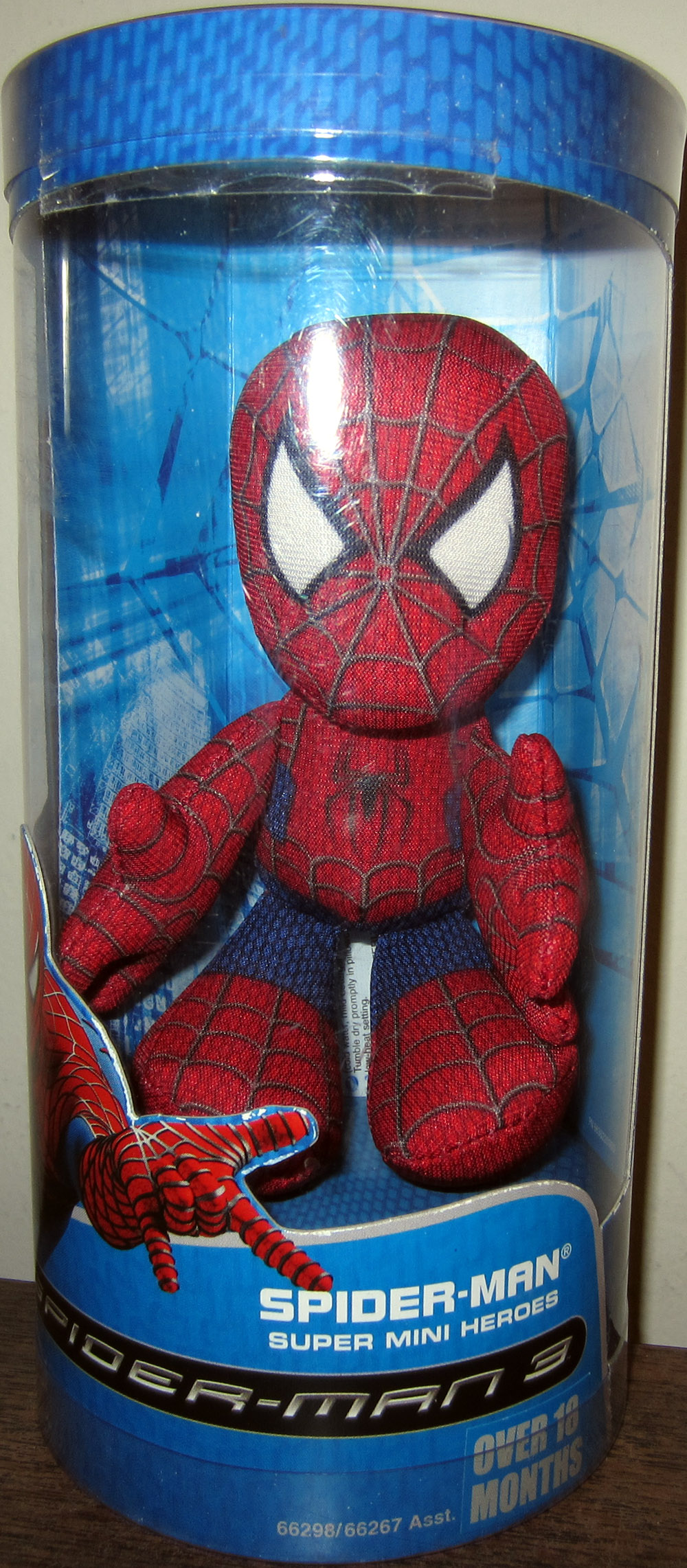 Spider-Man 3 Super Mini Heroes Plush