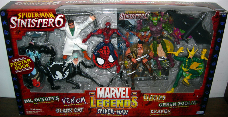 Spider-Man vs. The Sinister 6