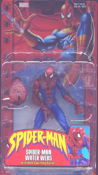 Spider-Man Water Webs (Classic)