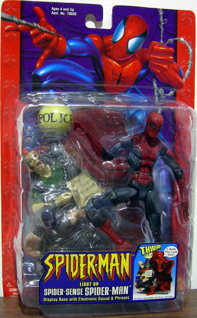 Light-Up Spider-Sense Spider-Man (Classic)