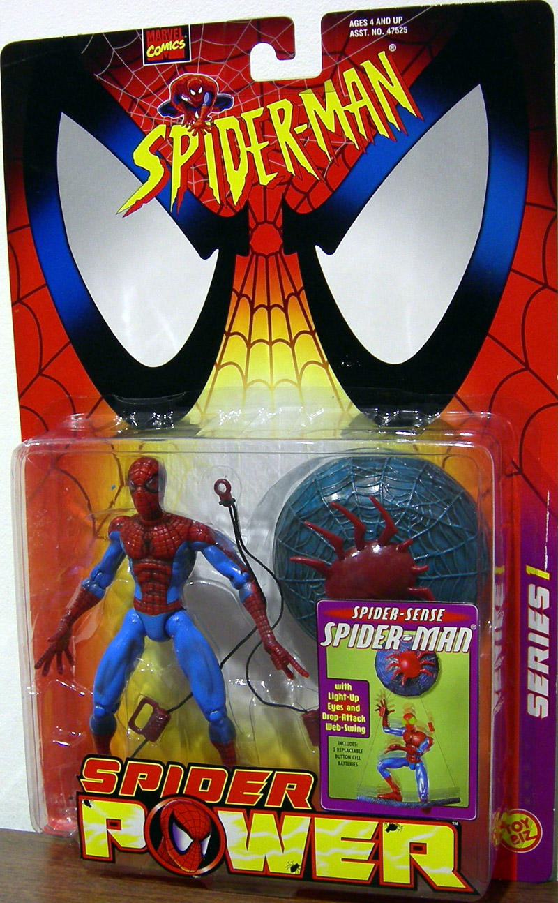 Spider-Sense Spider-Man (Spider Power)