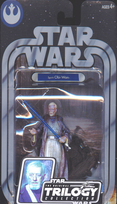 Spirit Obi-Wan (Original Trilogy Collection, #03)