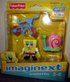 SpongeBob & Gary (Imaginext, Toys R Us Exclusive)