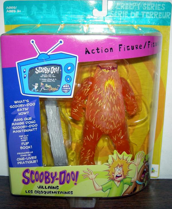 10000 Volt Ghost Scooby-Doo Creepy Series action figure