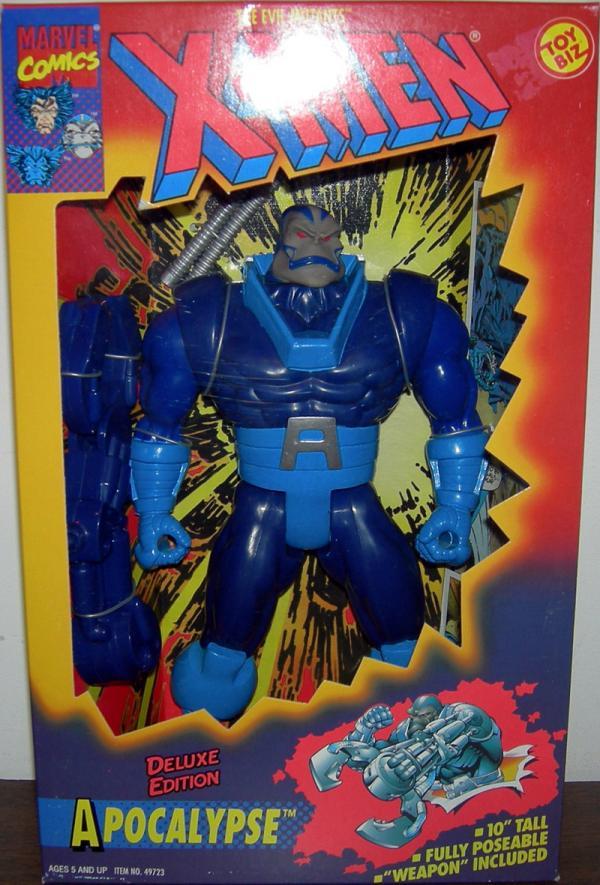 Apocalypse Action Figure 10 Inches Tall X-Men Toy Biz