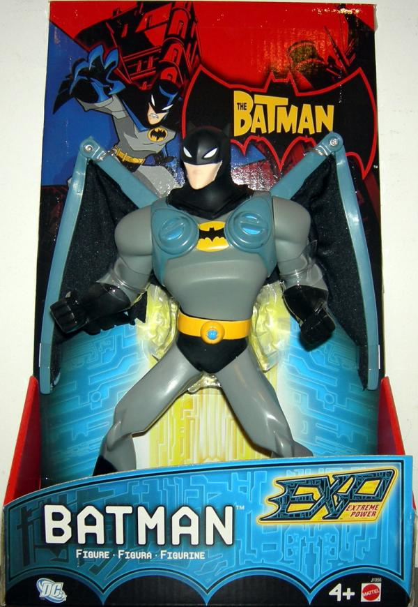10 inch Batman wings, EXP