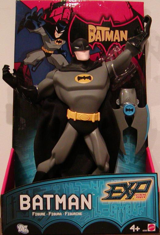 10 inch Batman weapon, EXP