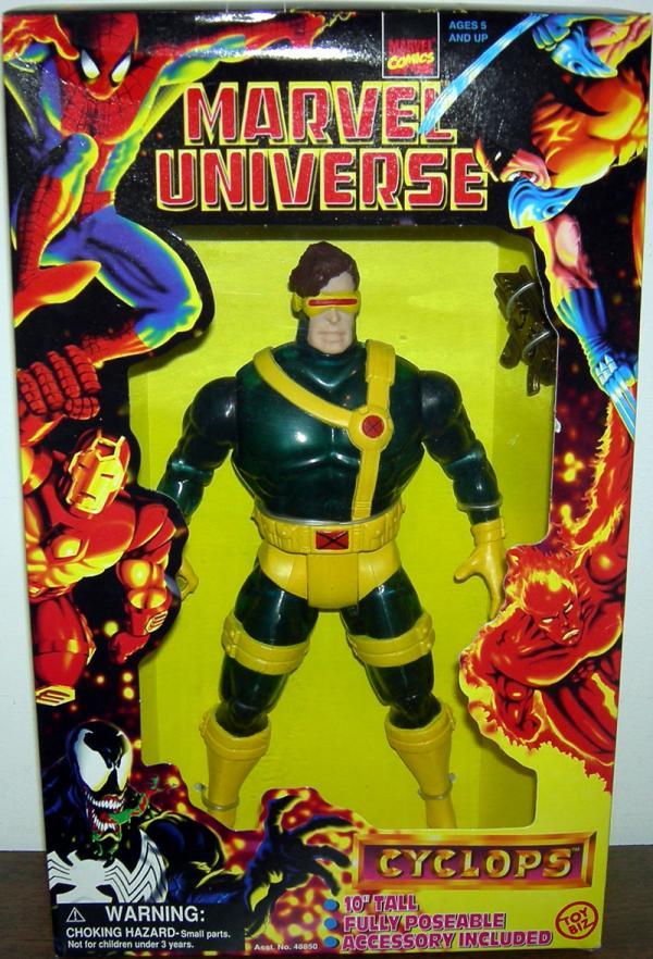 10 inch Cyclops, Marvel Universe