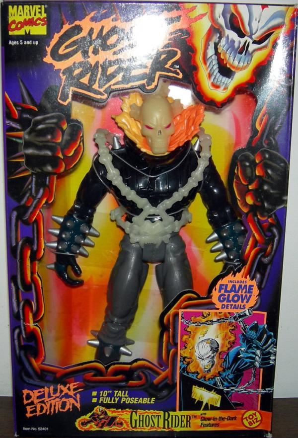10 inch Ghost Rider Deluxe Edition action figure