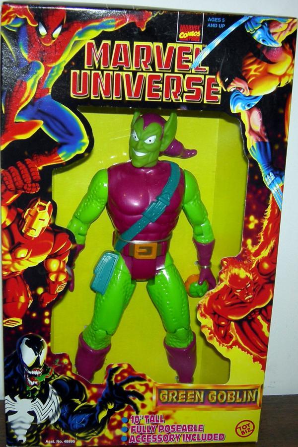 10 inch Green Goblin, Marvel Universe