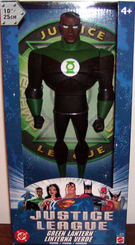 10 inch Green Lantern, Justice League
