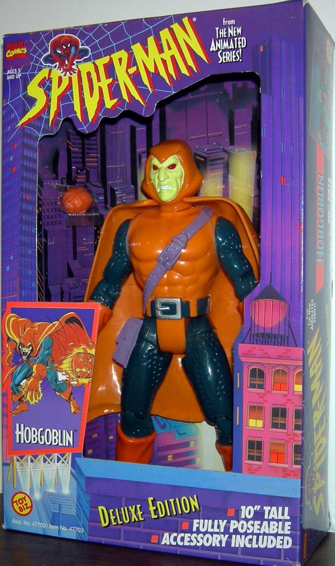 10 inch Hobgoblin, Spider-Man Animated