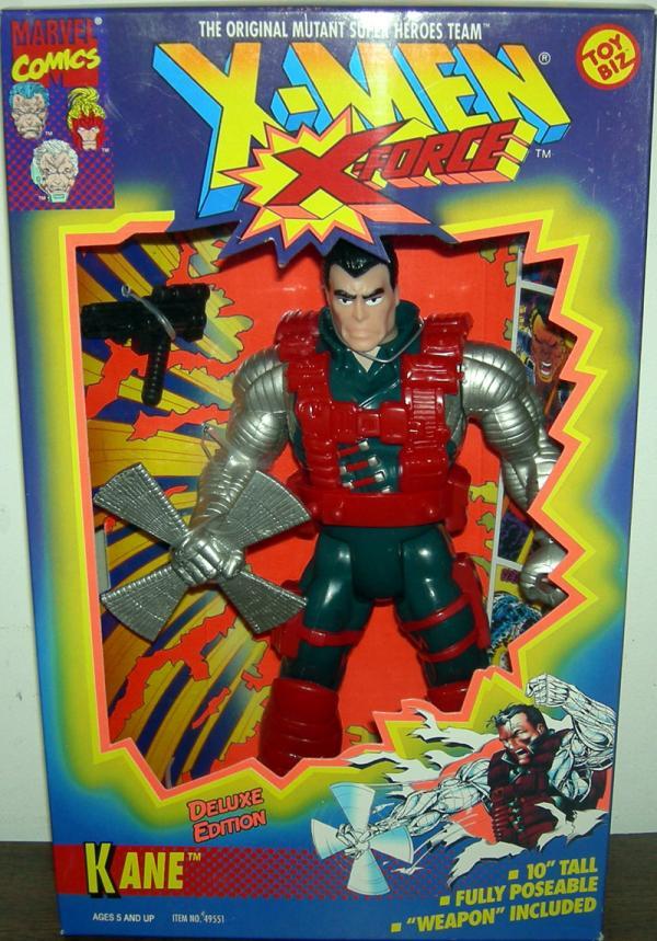 10 Inch Kane X-Men X-Force Action Figure Toy Biz