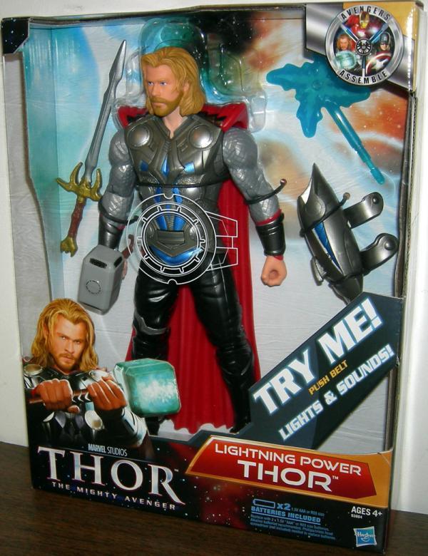 10 inch Lightning Power Thor