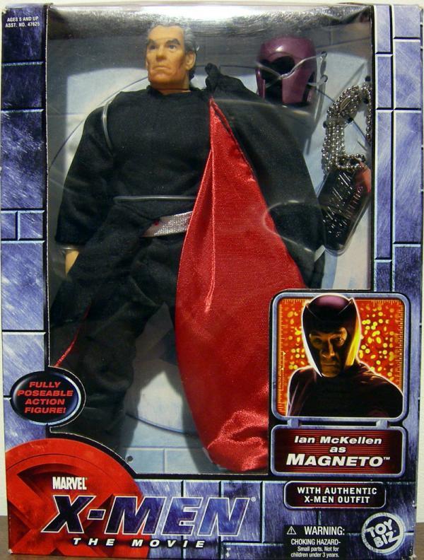 10 inch Magneto, movie