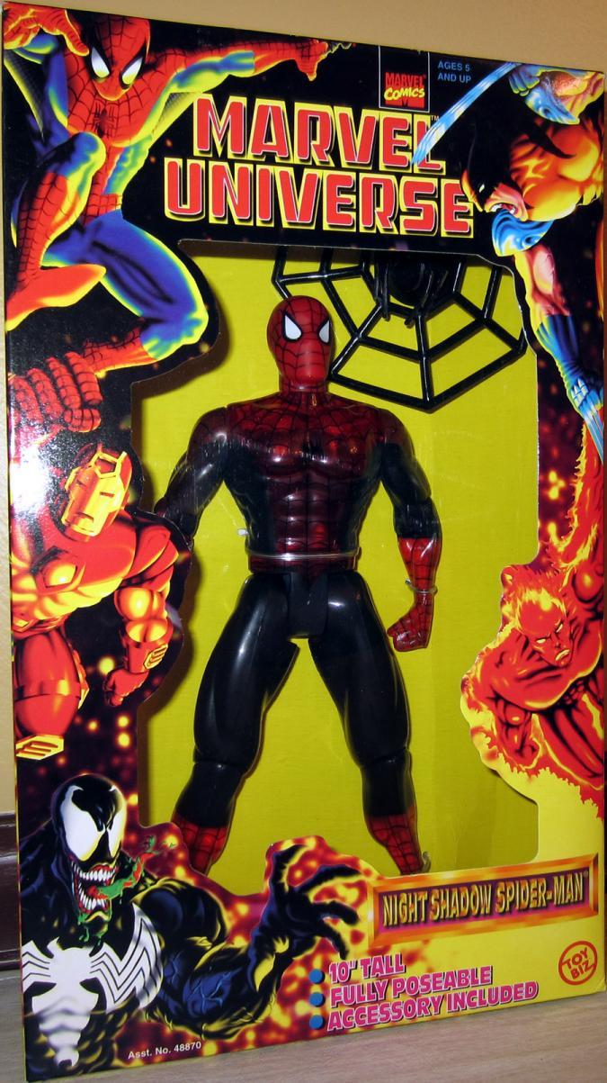 10 inch Night Shadow Spider-Man (Marvel Universe)