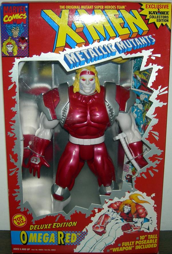 10 inch Omega Red, KB Exclusive